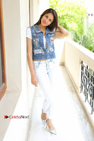 Telugu Actress Lavanya Tripathi Latest Pos in Denim Jeans and Jacket  0072.JPG