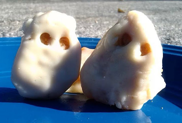 Chicken Nugget Ghosts Recipe