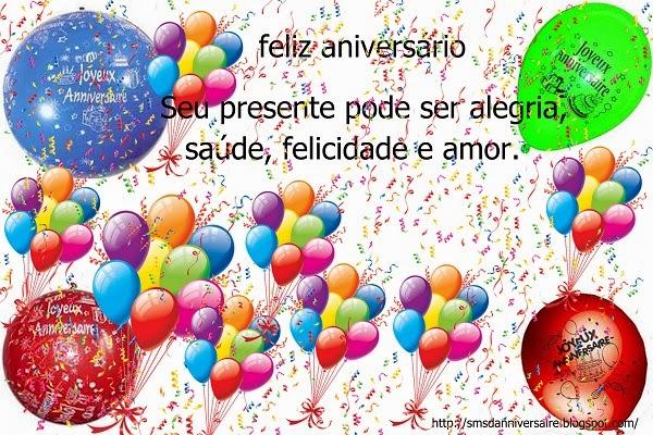 bon anniversaire en brésilien