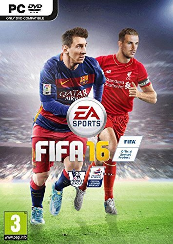 FIFA 16 PC Game 2015 Latest is here