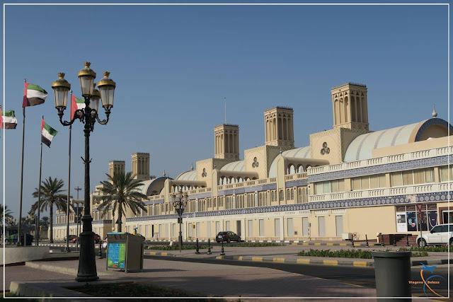 Souk Al-Markazi em Sharjah