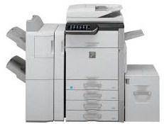 Sharp MX-M620 Printer PCL PS Windows Vista 32-BIT