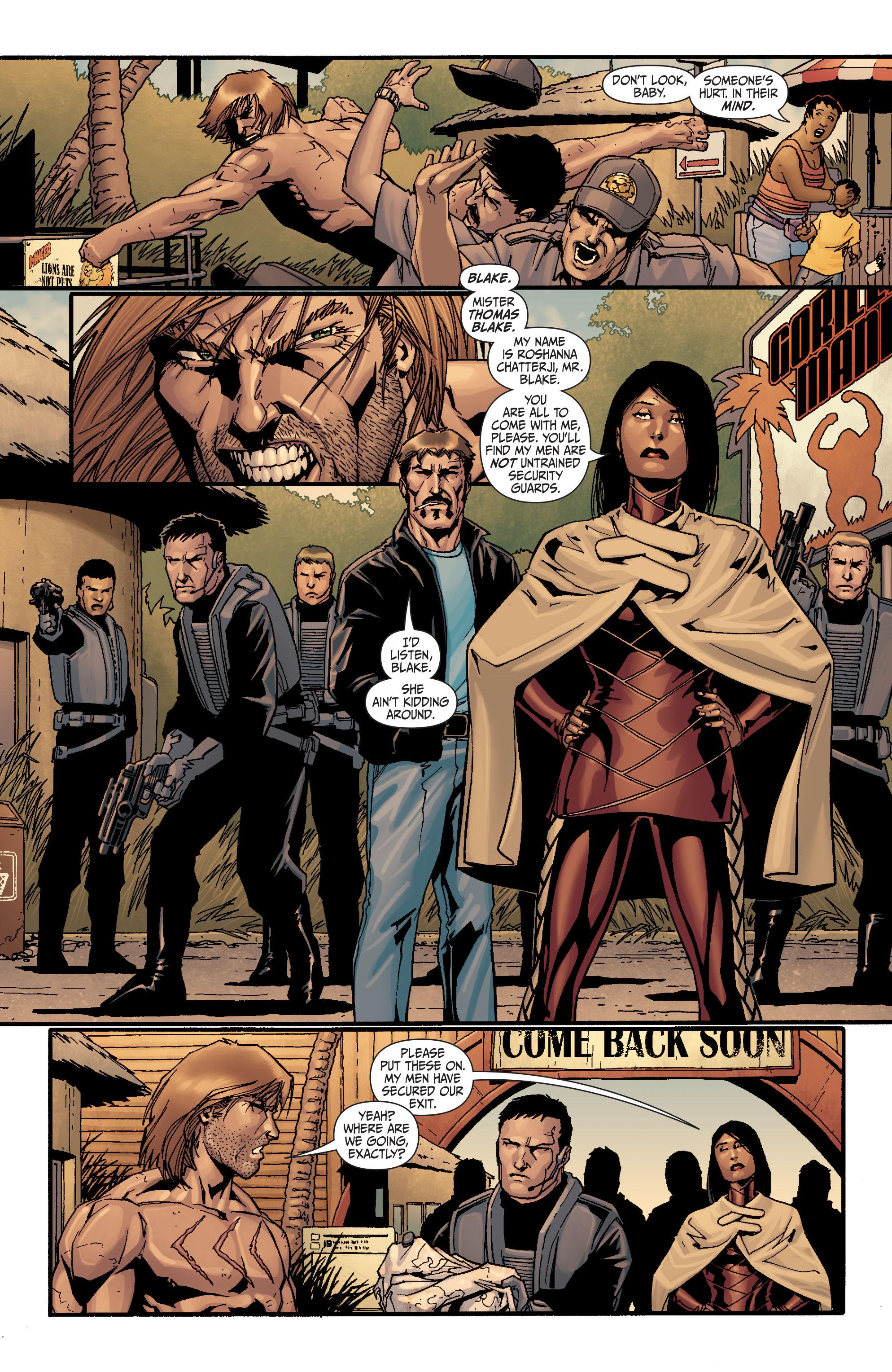 Read online Secret Six (2008) comic -  Issue #25 - 14