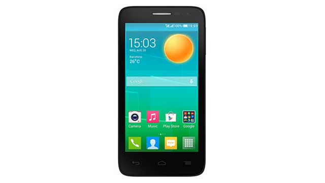 firmware - rom stock Alcatel OT Pop D5 5038D