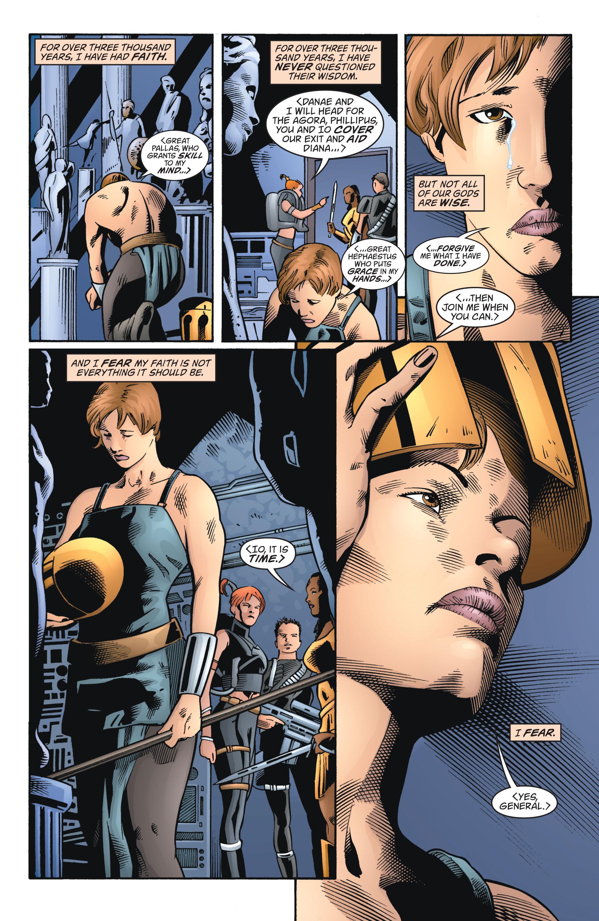 Read online Wonder Woman (1987) comic -  Issue #224 - 5