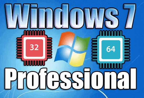 تحميل وتفعيل Windows 7 Professional نسخ اصلية خام ISO من مايكروسوفت