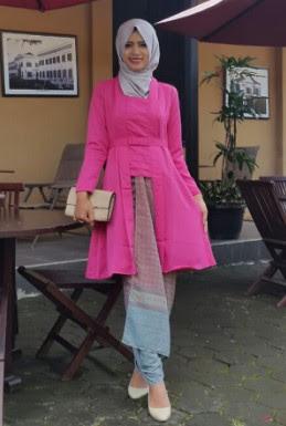 Inspirasi Kebaya Kutubaru Muslim Modern Toko Spesialist Kebaya
