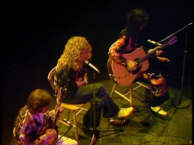 Heavy Rock: Led Zeppelin: Earls Court 1975
