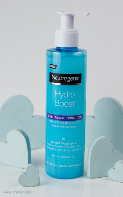 Neutrogena - Hydro Boost - Gelée Reinigungslotion