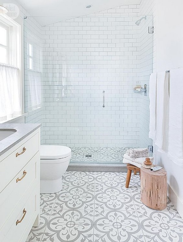 Ideas For Decorating With Cement Tiles or Hydraulic Tiles