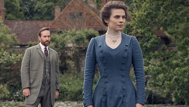 Hayley Atwell y Matthew Macfadyen en Regreso a Howards End