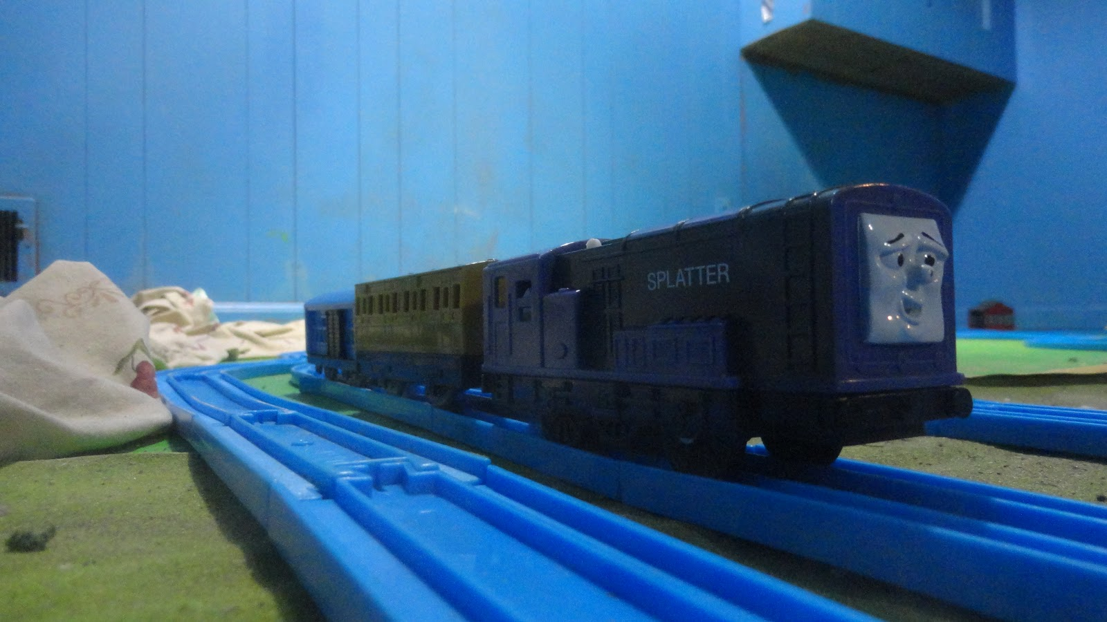 Tomy Thomas And Friends Remakes 2012