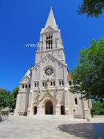 Župna crkva Krista Kralja, Selca, otok Brač slike