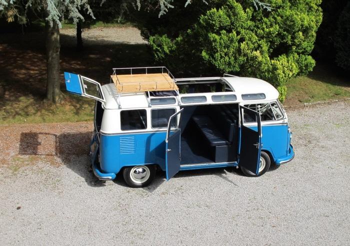 World Of Classic Cars Volkswagen Samba 21 Window Microbus