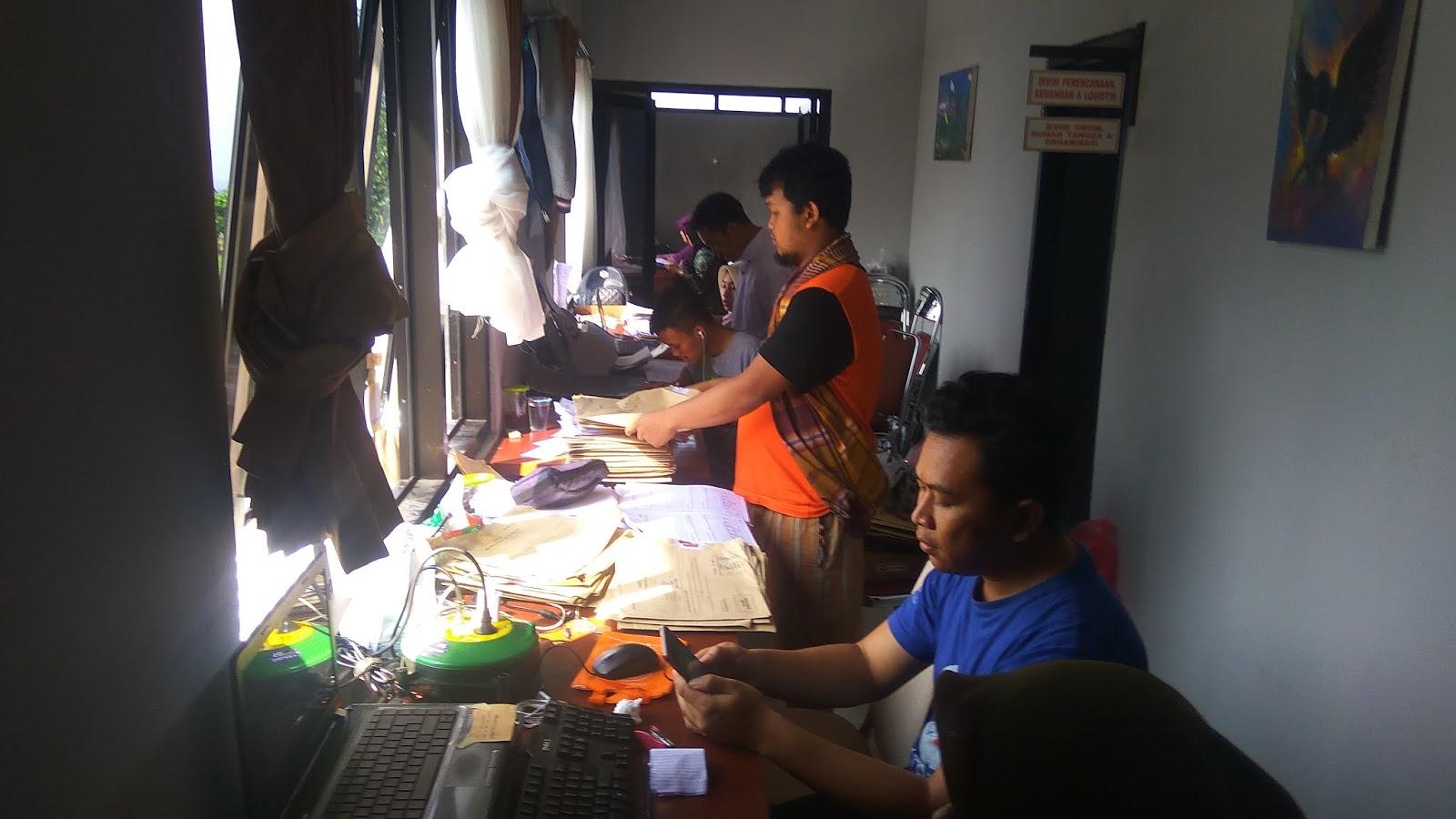 KPUD Wonosobo Anjurkan Masyarakat Ikut Mengecek Hitung Suara Di Website KPU