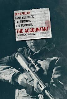 The Accountant - Segundo Poster & Segundo Trailer