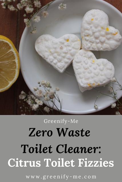 zero waste toilet cleaner