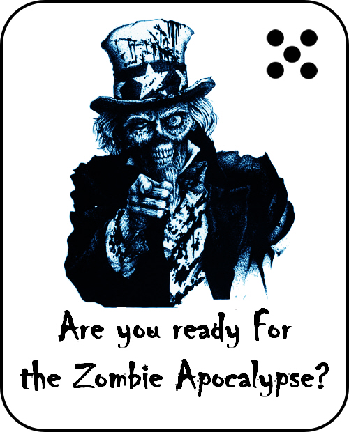AzM remix- Are you ready for the Zombie Apocalypse?