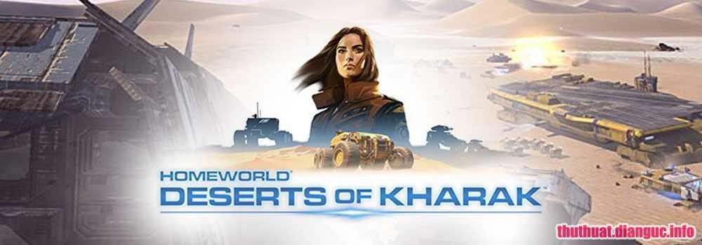 Download game Homeworld Deserts of Kharak Full Cr@ck