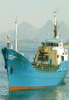 Coaster ship