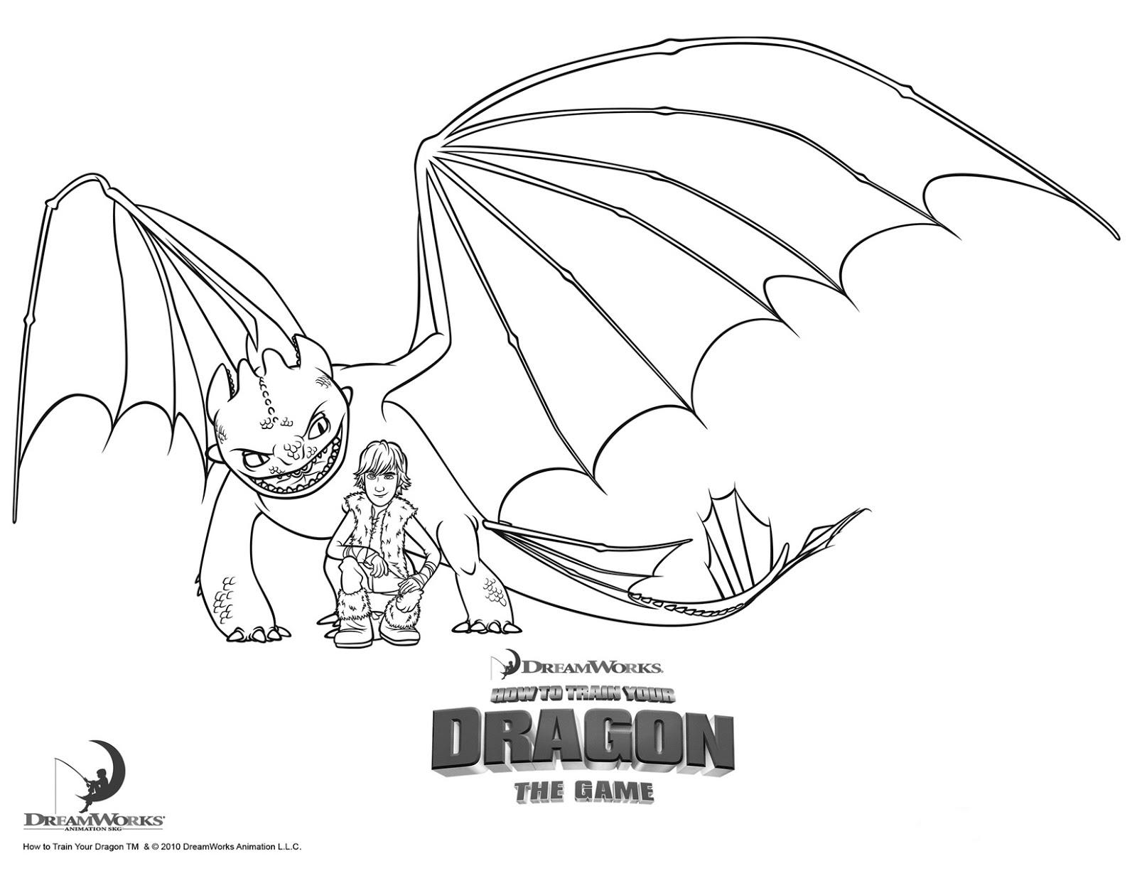 Genial Ausmalbilder Dragons Zum Ausdrucken Top Kostenlos Färbung