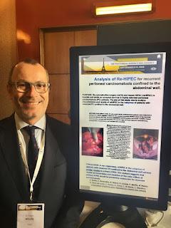El Hospital Provincial de Castellón presenta en París los resultados de los casos de carcinomatosis tratados