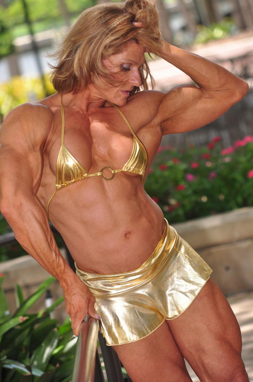 Female Bodybuilding — Emery Miller