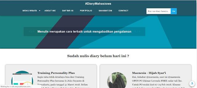 http://www.diarymahasiswa.com