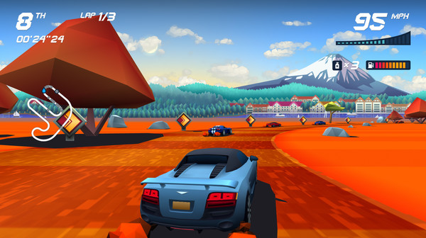 Horizon Chase Turbo Free Game