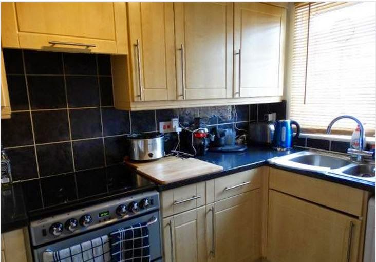 chichester buy-to-let house kitchen