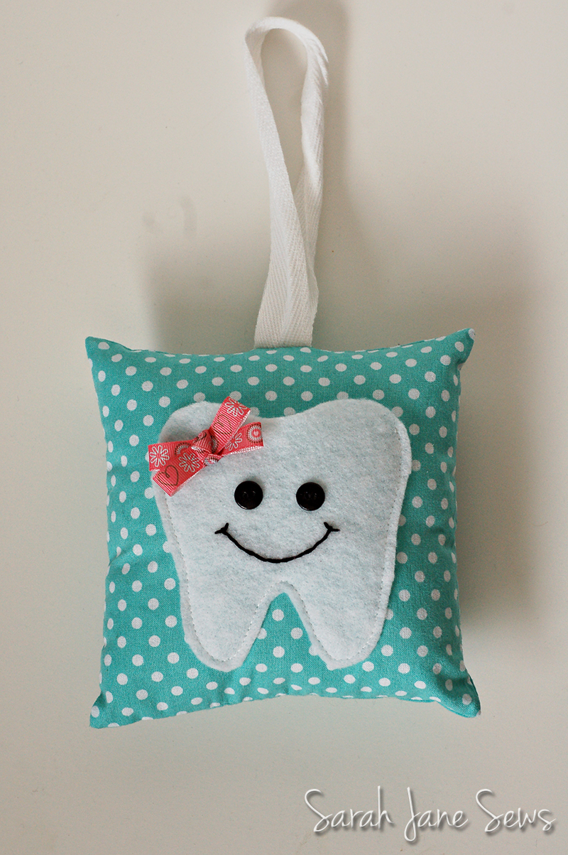 Tooth Fairy Pillows To Make
