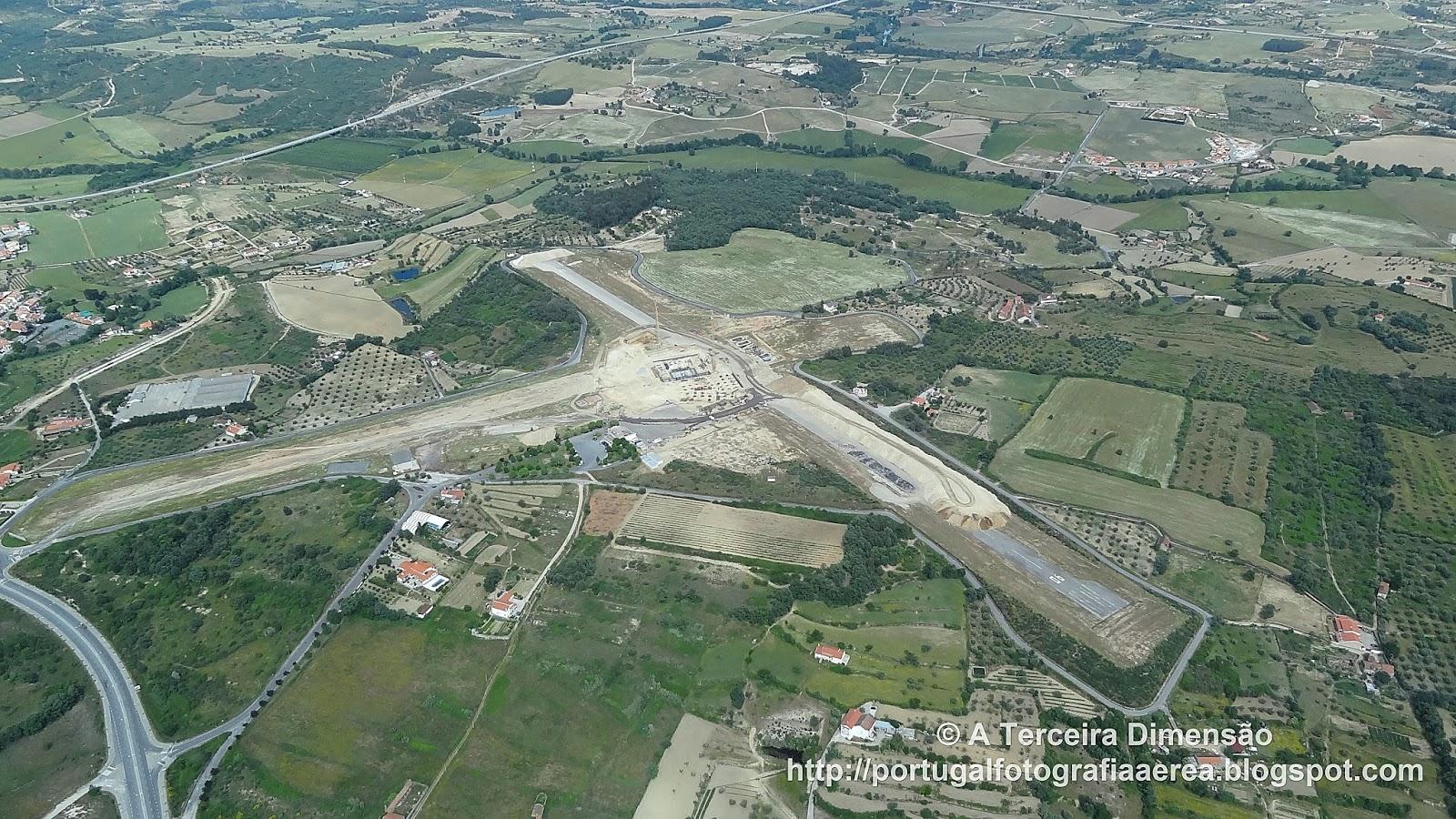 Aeroporto Viseu : A terceira dimensão covilhã e o seu aeródromo destruído