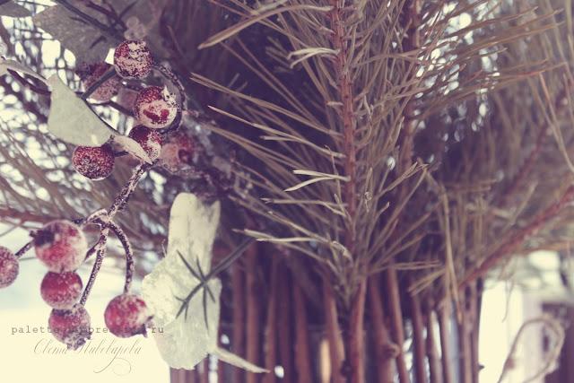 Январь. Зима. Блог Вся палитра впечатлений Январские события