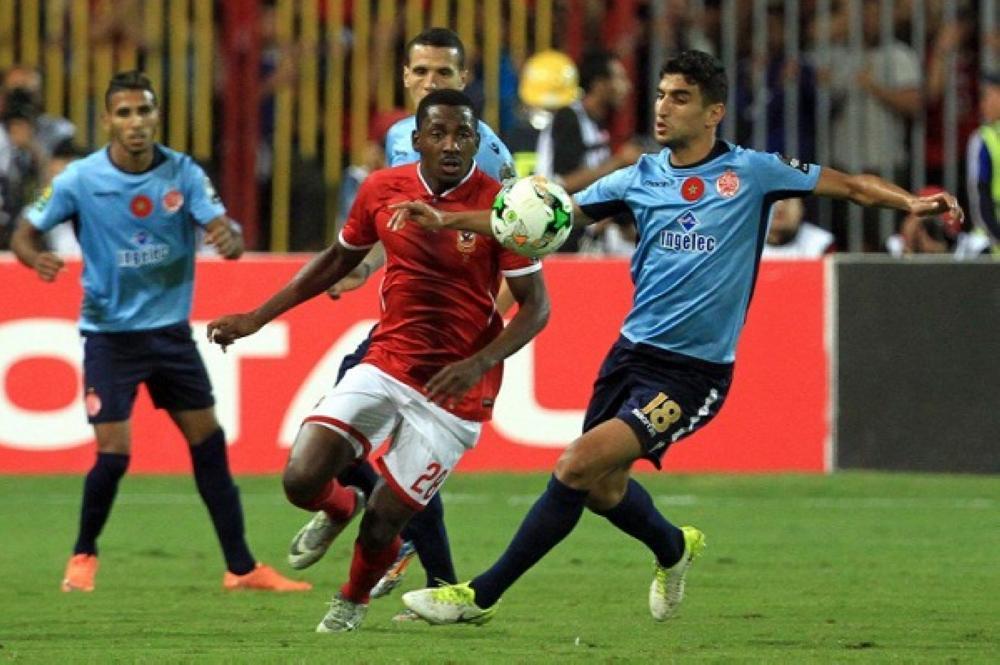 مباراة الاهلي والوداد المغربي