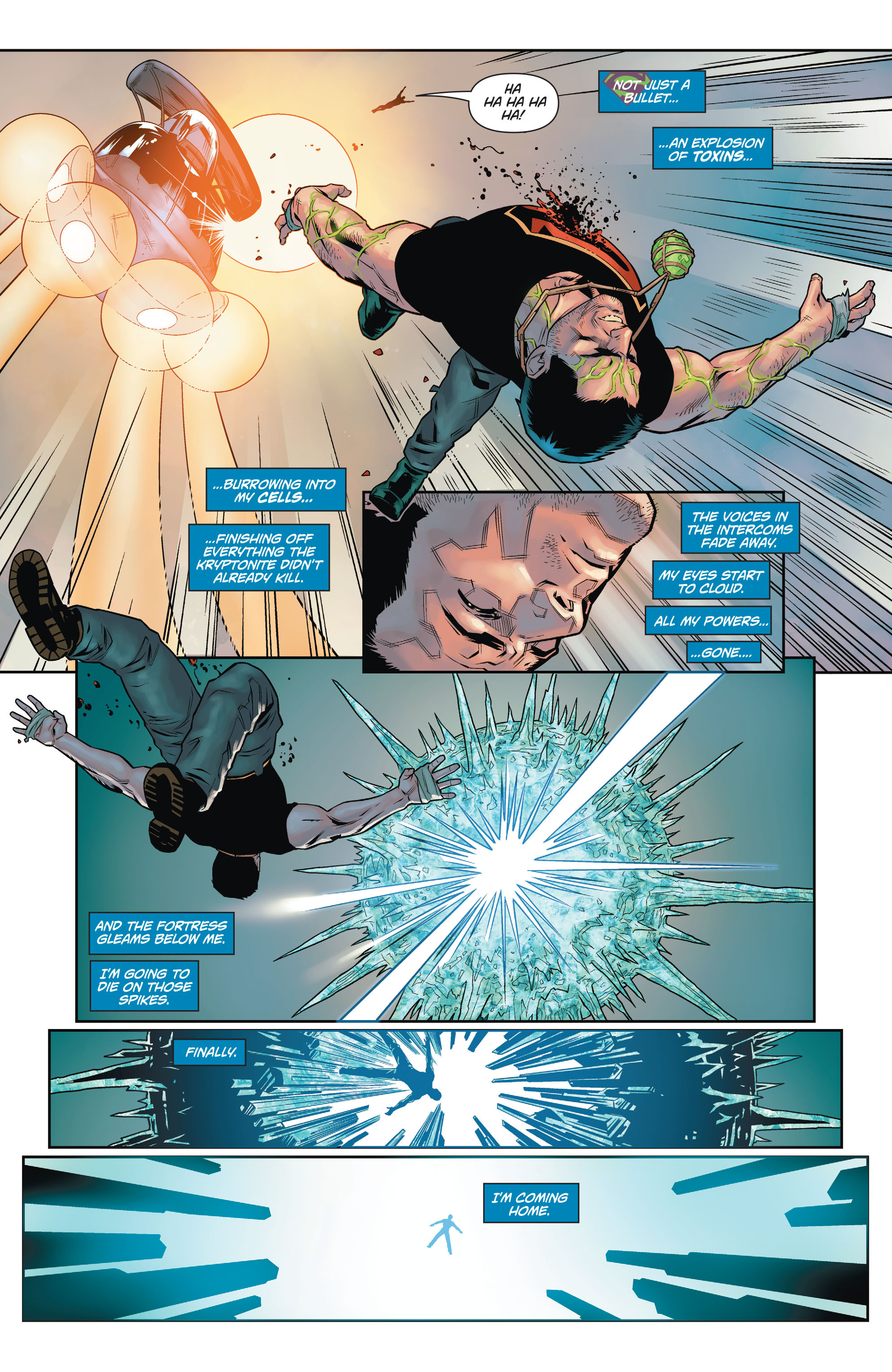 Read online Action Comics (2011) comic -  Issue #50 - 32