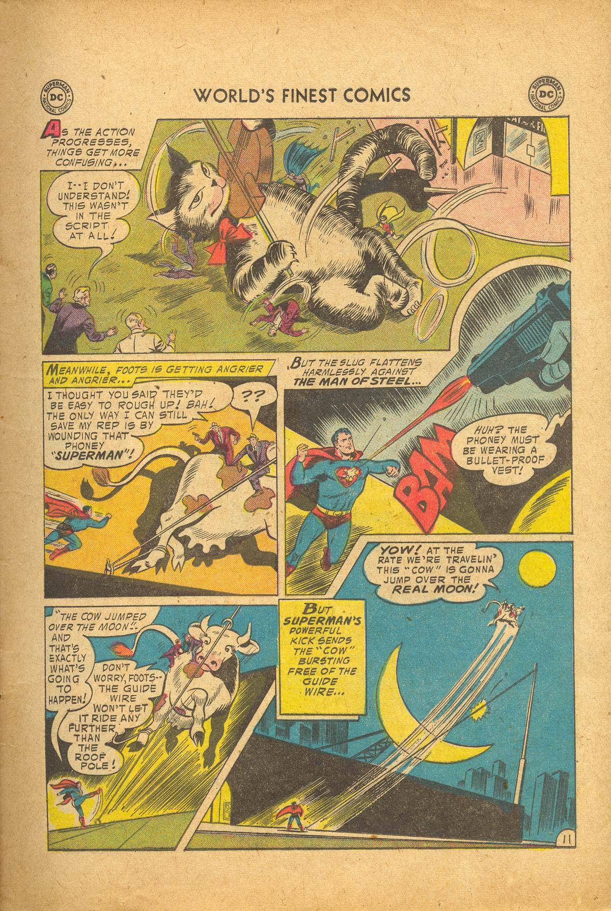 Read online World's Finest Comics comic -  Issue #83 - 13