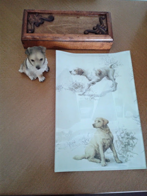 decoupage-en-cristal-perros-caza