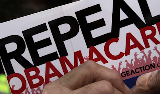 GOP Starts to Dismantle Obamacare With Trump Presidency