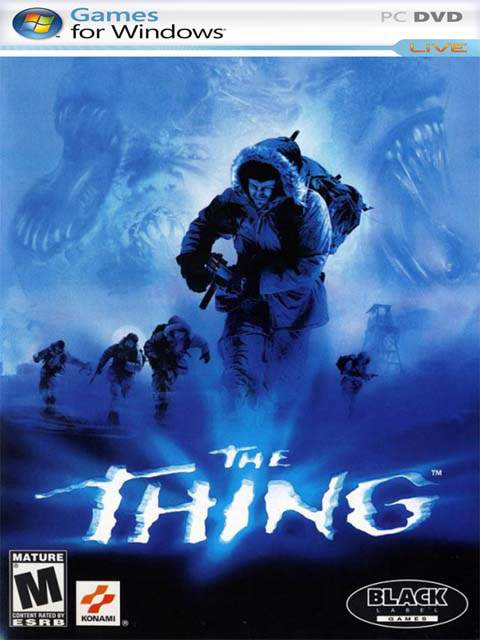 تحميل لعبة The Thing مضغوطة برابط واحد مباشر كاملة مجانا