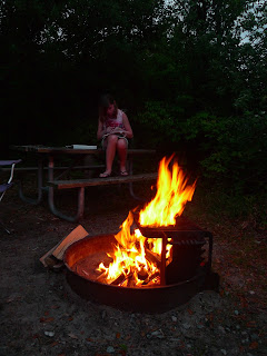 First-Landing-State-Park-Virginia-Camping-Fire-Pit