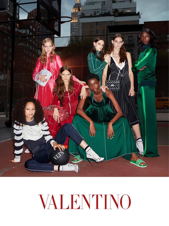 Valentino Resort 2018 Campaign