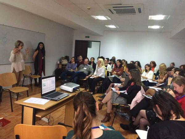 Conferinta Nationala de Analiza Tranzactionala 2017 Asociatia Romana ARAT