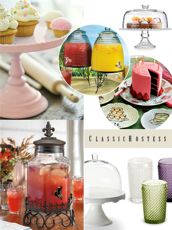 Giveaway | $100 Party Shopping Spree from Classic Hostess