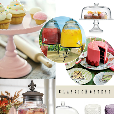 Giveaway | $100 Party Shopping Spree at Classic Hostess