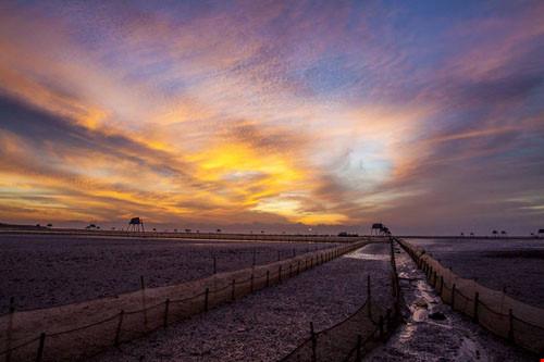 Chùm ảnh đẹp về bãi biển Đồng Châu Thái Bình Phần 1-1