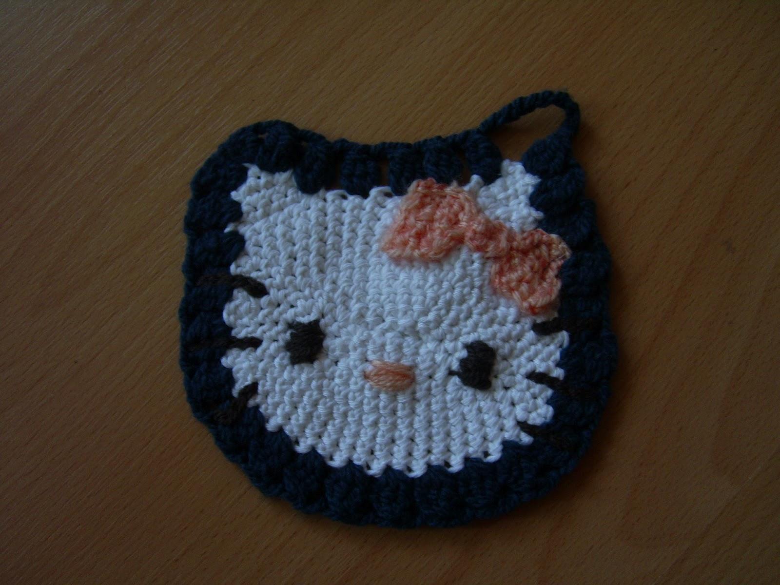 Kleene Brombeere Hello Kitty Topflappen