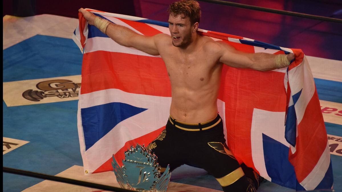 Will Ospreay é o vencedor da NJPW New Japan Cup 2021