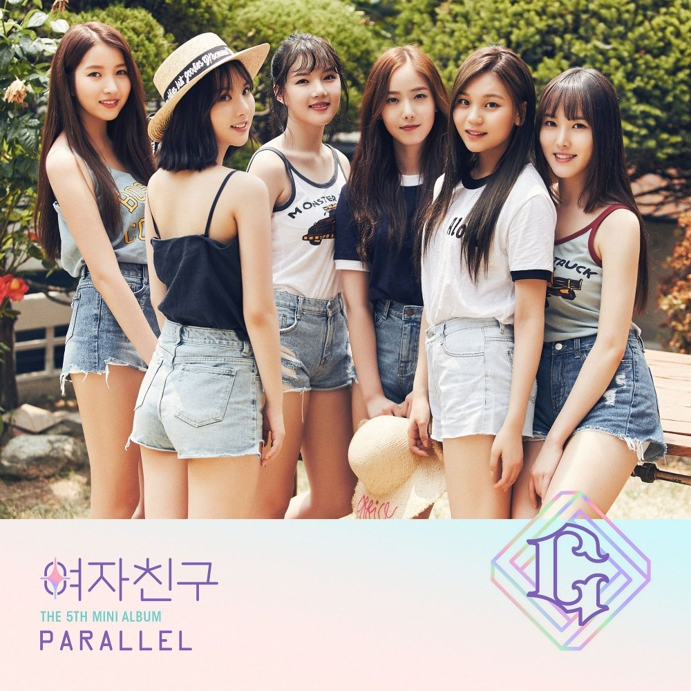Download Album GFRIEND - 'PARALLEL' 2017