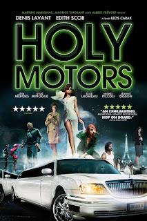Holy Motors (2012) วันพิลึกของนายพิลั่น [ซับไทย]