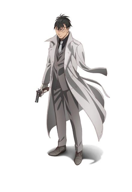 Satoshi Hino como Mikhail Renfred